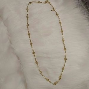 NWOT J. CREW DAINTY KNOTTED NECKLACE